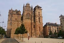 Cathedrale Notre Dame de Rodez, Rodez, France