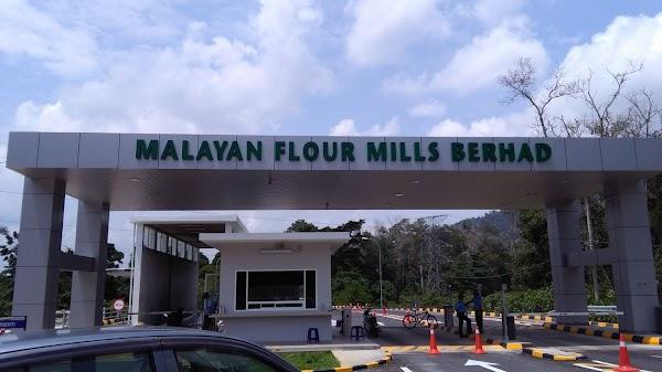 Malayan Flour Mills Berhad Jalan David Sung 32200 Lumut Negeri Perak Malaysia