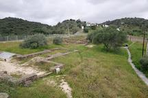 Villa Romana do Montinho das Laranjeiras, Alcoutim, Portugal