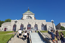 Saint Joseph's Oratory of Mount Royal, Montreal, Canada