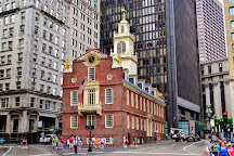 Old State House, Boston, United States