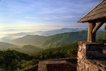 Wayah Bald Lookout Tower, Franklin, United States