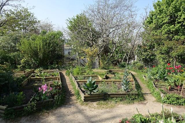 Jardin des Brouillards