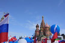 Red Square (Krasnaya ploshchad), Moscow, Russia