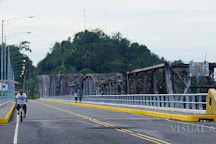 Sixaola Bridge, Sixaola, Costa Rica