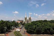 Jakarta Cathedral, Jakarta, Indonesia