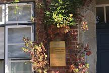 Heinrich Heine-Denkmal, Hamburg, Germany