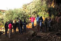Ha Kome Cave Houses, Teyateyaneng, Lesotho