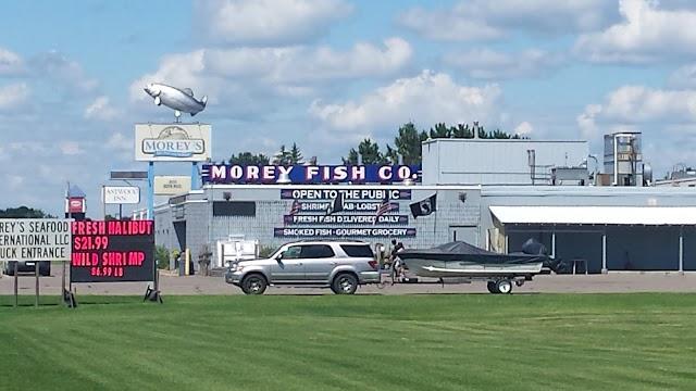 Morey's Seafood International LLC