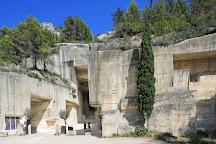 Carrieres des Lumieres, Les Baux de Provence, France