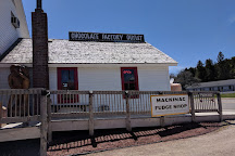 Mackinac Fudge Shop, Saint Ignace, United States