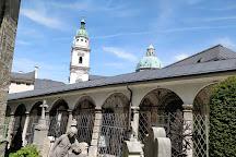 St. Peter's Abbey (Stift St. Peter), Salzburg, Austria