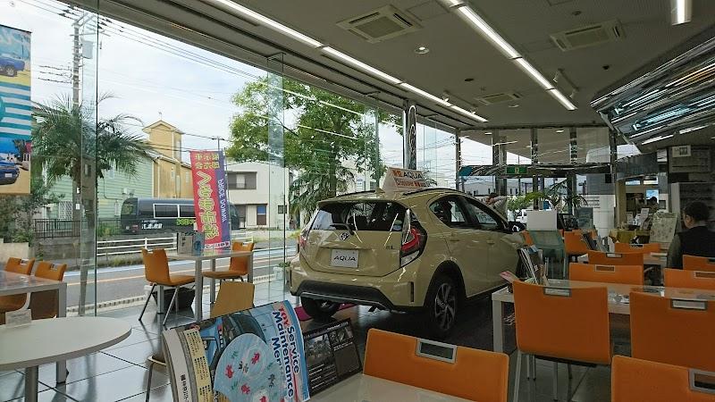 神奈川トヨタ 茅ヶ崎店