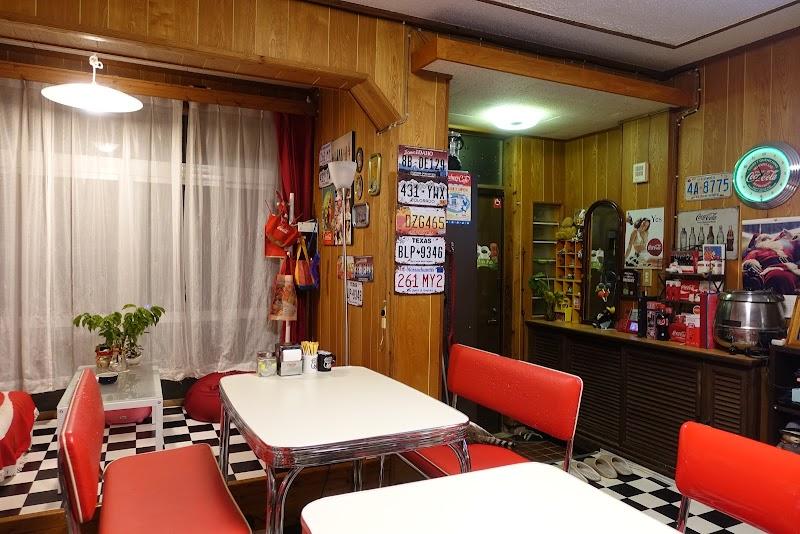 Ucchee's Cafe at Okinawa