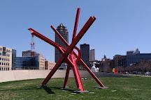 Pappajohn Sculpture Park, Des Moines, United States