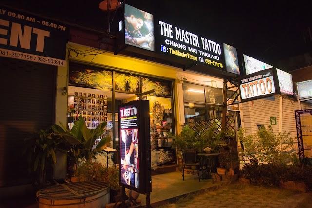 The master tattoo 2
