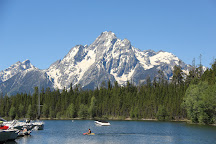 Jackson Lake, Grand Teton National Park, United States