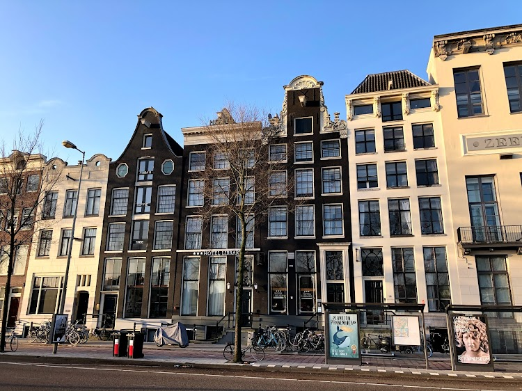 Hotel Library Amsterdam Amsterdam
