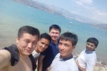 Charvak Reservoir, Tashkent, Uzbekistan
