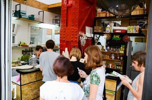 Green 13 Cafe Vegan Kitchen