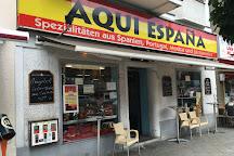 Aqui Espana, Berlin, Germany