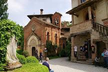 Castello di Grazzano Visconti, Grazzano Visconti, Italy
