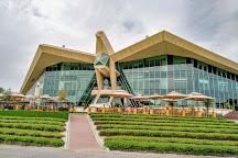 Abu Dhabi Golf Club, Abu Dhabi, United Arab Emirates
