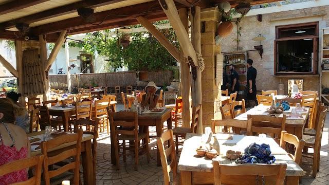 Grambousa Restaurant