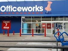 Fitzroy Officeworks melbourne Australia