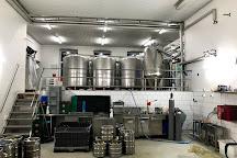 Human Fish Brewery, Vrhnika, Slovenia