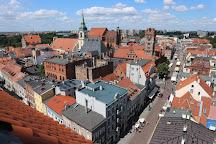 Katedra rzymskokatolicka Sw. Jana Chrzciciela i Jana Ewangelisty, Torun, Poland