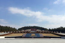 Revolutionary Martyrs' Cemetery, Pyongyang, North Korea