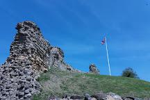 Hastings Castle, Hastings, United Kingdom