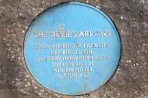The Devil's Arrow, Boroughbridge, United Kingdom