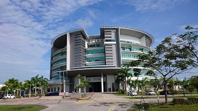 Uthm Tunku Tun Aminah Library Johor 60 7 453 3319