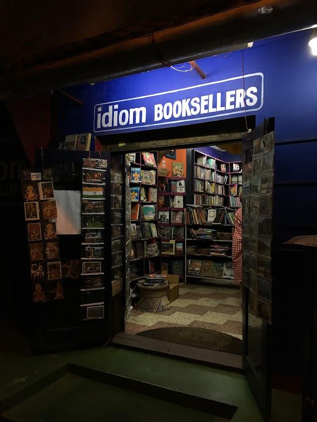 Idiom Book Sellers