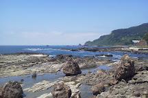 Godzilla Rock, Oga, Japan