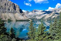 Bow Lake, Banff National Park, Canada