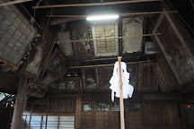 Katsurahama Shrine, Kure, Japan