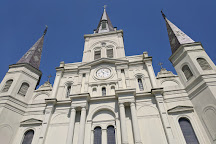 St. Louis Cathedral, New Orleans, United States
