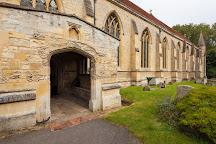 Dorchester Abbey, Dorchester-on-Thames, United Kingdom