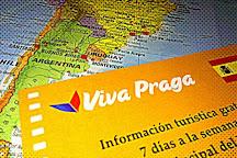 Viva Praga, Prague, Czech Republic