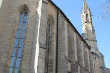 Franziskanerkirche, Rothenburg, Germany