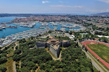 Fort Carre, Antibes, France