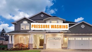 Higher Power Pressure Wash