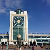 Железнодорожная станция  Nur Sultan 1