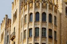 Edifici de la Caixa de Pensions, Barcelona, Spain