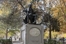 Estatua de Francisco de Goya, Madrid, Spain