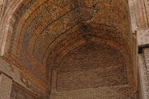 Gate of the Caravanserai, Kunya-Urgench, Turkmenistan