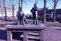 Lincoln Douglas Debate Square, Freeport, United States